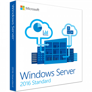 Microsoft Windows Server Standard 2016 Sngl OLP 2 Licenses No Level Core Lic (WinSvrSTDCore 2016 SNG